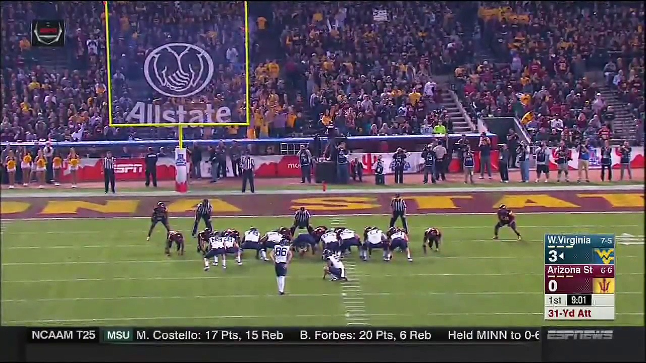 Football: Arizona State Highlights