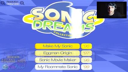 EL MUNDO OCULTO DE SONIC - Sonic Dreams Collection - iTownGamePlay