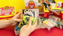 McDonalds Giant Surprise Egg with Disney Frozen Elsa and Anna Opening McDonalds Happy Meal Toys
