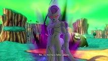 Dragon Ball Xenoverse : NO TE ATREVAS HABLAR DE KRILIN MALDITO FREEEZEEEEER ! - Saga Freezer ! #5