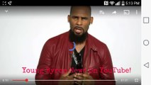 Rnb Singer R-kelly Has A Crush On His Own Mom WTF? My Take On It.