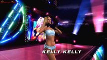 WWE Smackdown Vs Raw 2008 - Kelly Kelly Vs Torrie Wilson