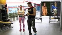 Exercicios abdominais (barriga tanquinho)