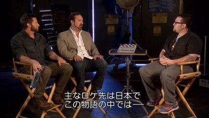映画「ウルヴァリン:SAMURAI」特別映像