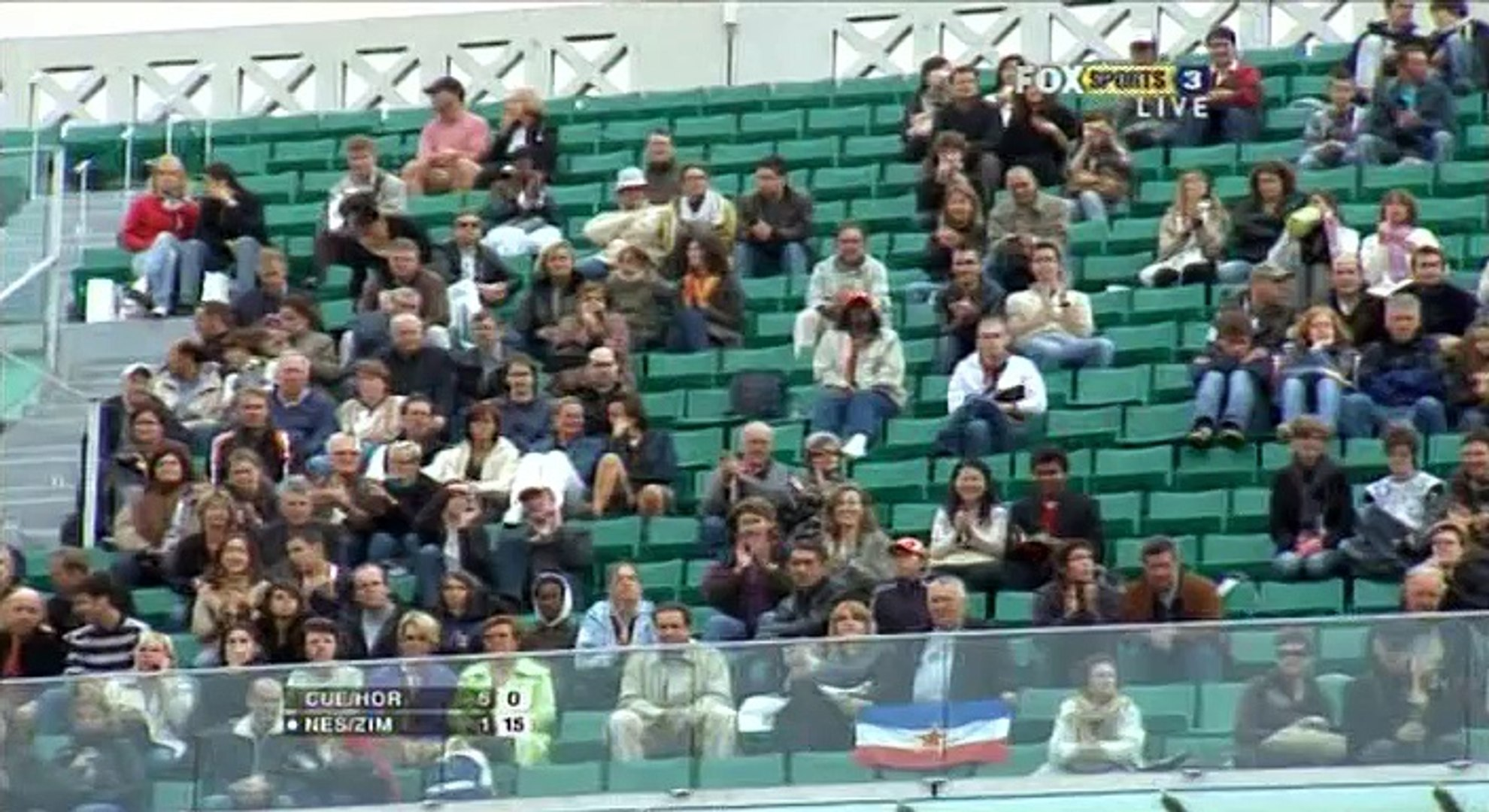2008 French Open Men's Doubles - Final (Cuevas-Horna vs Nestor-Zimonjic)