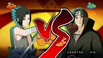 Naruto Shippuden: Ultimate Ninja Storm 2 [HD] - Sasuke Vs Itachi