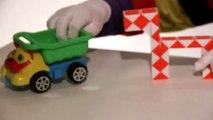 Çocuklar için eğlenceli film Palyaço Dimanın sihirli oyuncağı