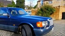 [Original] Mercedes Benz 300SE w126 Model Tribute Video FULL HD 1080dpi