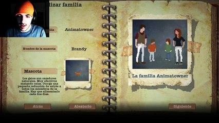 LA FAMILIA ANIMATOWNER EN DIRECTO - Sheltered - iTownGamePlay