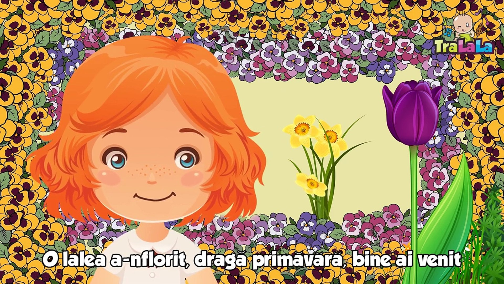 Flori De Primavara Tralala Dailymotion Video