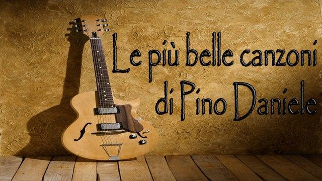 Various Artists - Le più belle canzoni di Pino Daniele