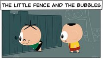 The Little Fence and The Bubbles (T02E13) | Mônica Toy