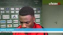 Saint Etienne - PSG (0-2). Serge Aurier : «Gagner, gagner, gagner»