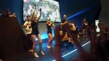 Gronkh, Unge, Dner, Rewi und Sarazar getroffen :D Gamescom 2015 Vlog