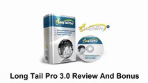 Long Tail Pro 3.0 Review - Long Tail Pro V3 Demo