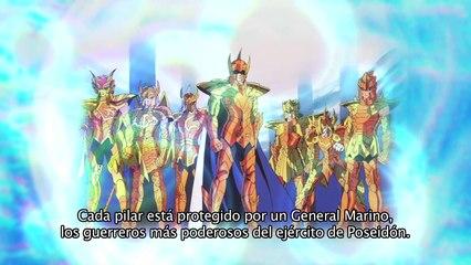 Saint Seiya Brave Soldiers Trailer (Spanish)