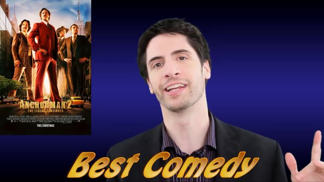 2014 Youreviewers Movie Awards nominees!