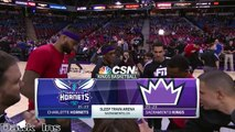 DeMarcus Cousins NASTY Career-HIGH 2016.01.25 vs Hornets - 56 Pts, Stopped Only By 6th Foul!