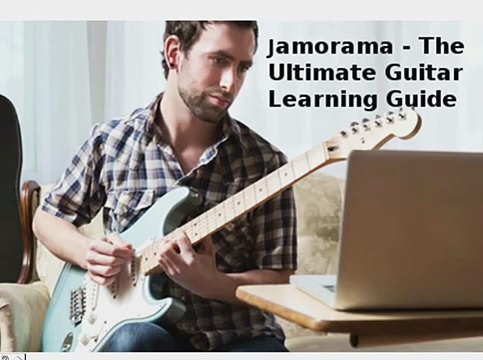 Jamorama – The Ultimate Guitar Learning Guide