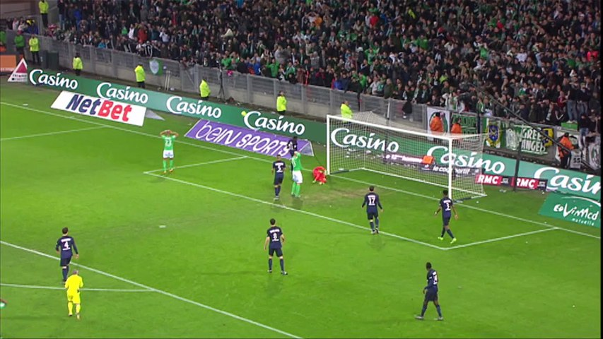 AS Saint-Etienne - Paris Saint-Germain (0-2) - Résumé - (ASSE-PARIS) / 2015-16