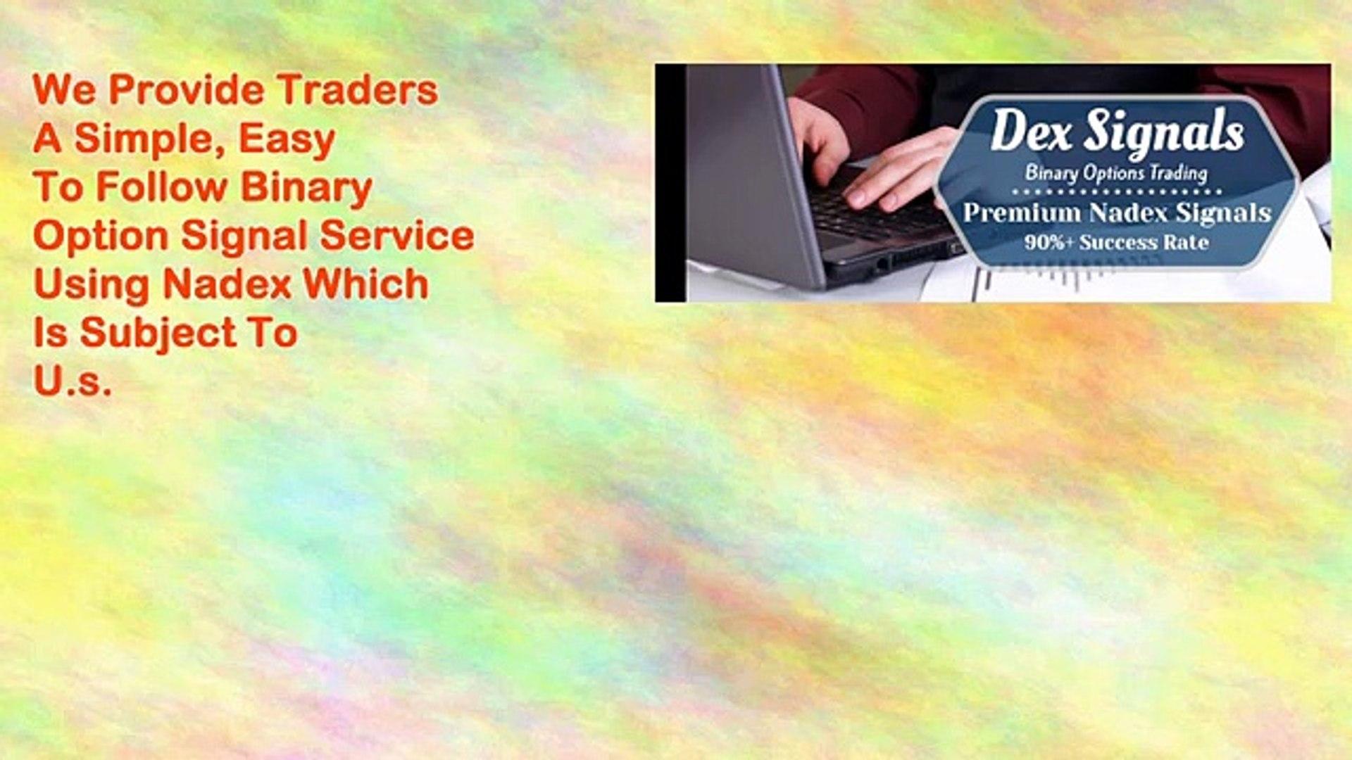 Nadex binary options signals service betting bangarraju dvdripfilms