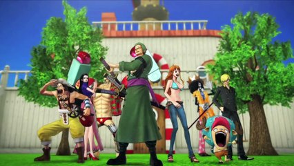 One Piece: Pirate Warriors 2 - Gameplay Introduction