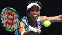 Australian Open: Venus Williams in first-round loss to British No. 1 Johanna Konta