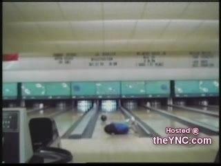Bowling-gag