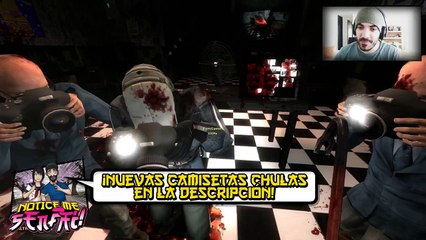 FIVE NIGHTS AT FREDDYS 2 GMOD CON WILLYREX, FERNANFLOO Y BERSGAMER | iTownGamePlay