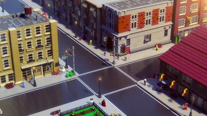 LEGO Dimensions - Docteur ! Bande Annonce