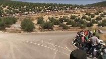 drift bmw rally 2013 HD subida a la mota