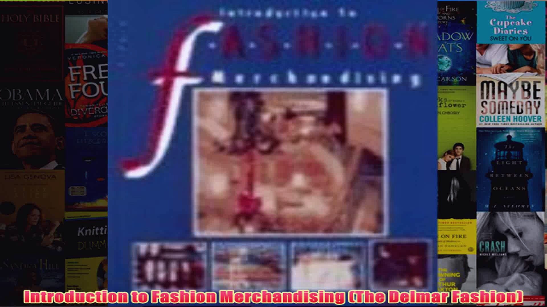 Download PDF  Introduction to Fashion Merchandising The Delmar Fashion FULL FREE