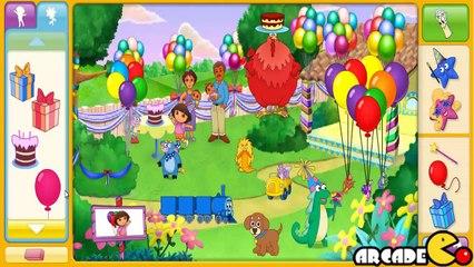 Dora The Explorer- Dora The Great Big World Full Episode 2014 - Dora Movie Game