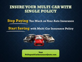 Multi Car Insurance Quotes >> Compare Multi Car Insurance Quotes Get Coverage For All Your Cars