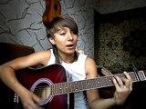 Нереально красивая песня под гитару,красивый голос!!( Люмен-Детки)