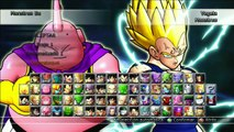 Dragon Ball Raging Blast 2 : Majin Vegeta VS Majin Buu - No Me Dejare influenciar por Babidi