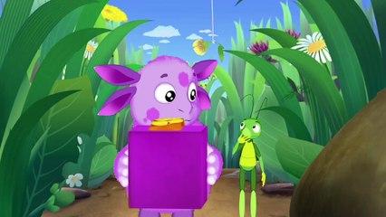 Лунтик и его друзья - Подарок для бабочки