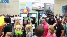 Namco Bandai Games at San Diego Comic Con 2013