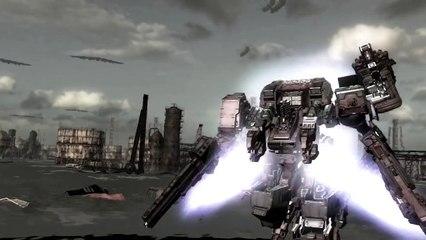 Armored Core: Verdict Day Launch Trailer