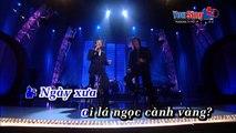 Karaoke-Giọt Lệ Đài Trang _Tuấn Vũ & Kim Tiểu Long