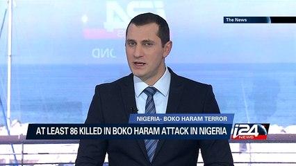 Boko Haram Burns 86 Children Alive (VIDEO)