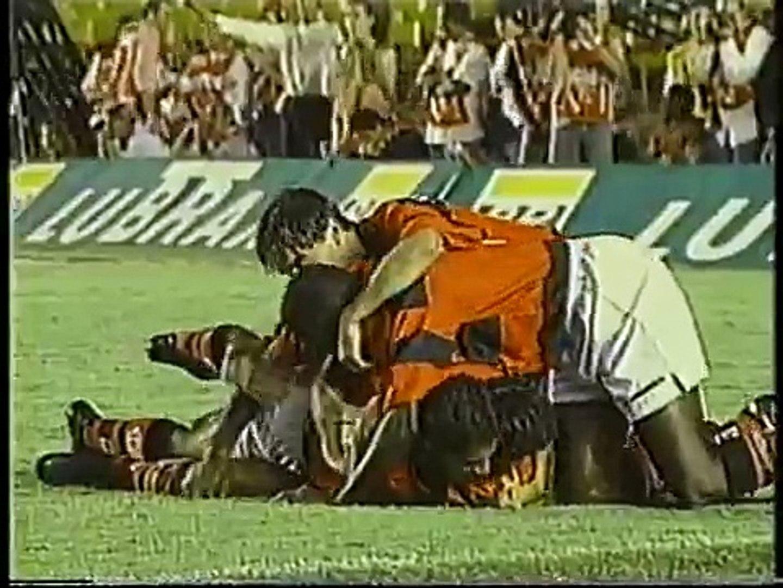 Flamengo Campeão estadual de 1999 (Documentário)1/3