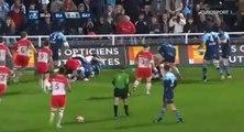 Une bagarre générale éclate lors du derby basque après 35 secondes de jeu