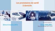 Xerfi France, Les prestataires de santé à domicile
