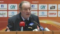 Foot - L2 - Lens : Martel «Les Red Tigers ne pourront pas rentrer à Bollaert»