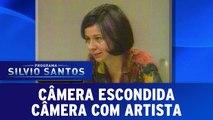 Câmera Escondida: Câmera com Artista