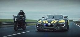 La Gendarmerie va utiliser une Renault Sport R.S. 01 pour arrêter les motards en excès de vitesse