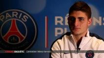 E21 - L'Equipe Enquête - Teaser : Verratti «J'aimerais rester à Paris»