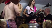 Kids cover Duality by Slipknot