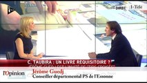 Jérôme Guedj : « Le livre de Christiane Taubira est utile »